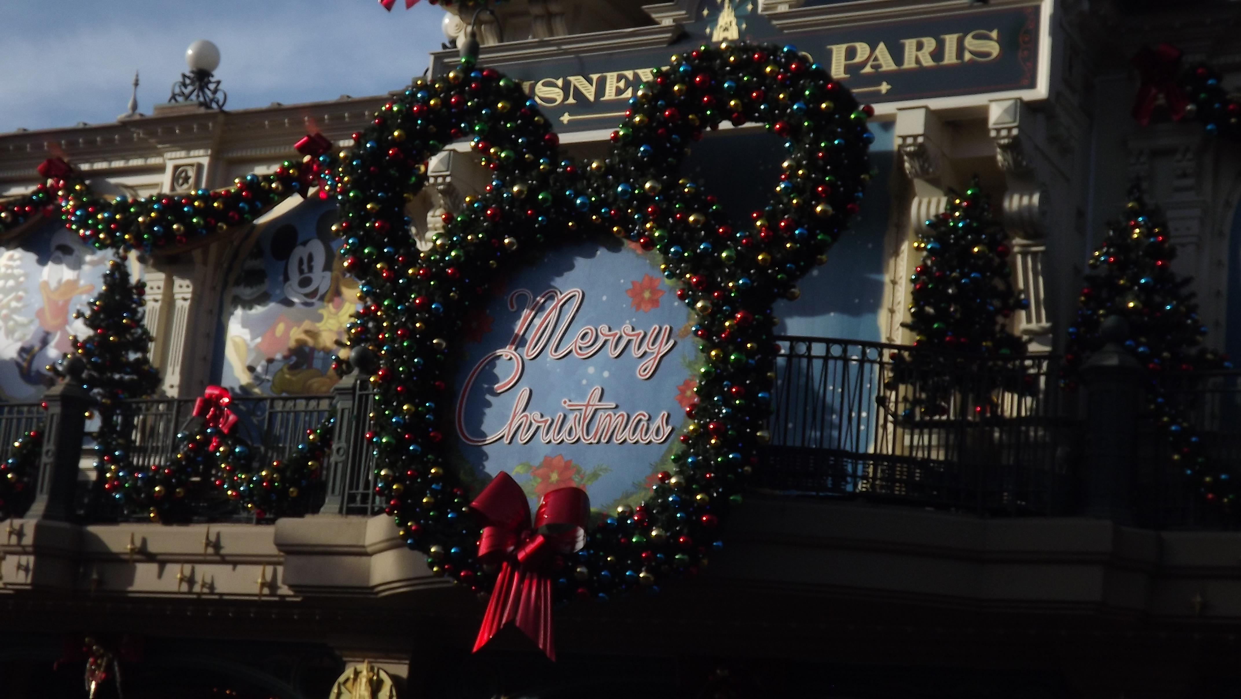 Noël 2014 à Disneyland Paris : Partie 1 1