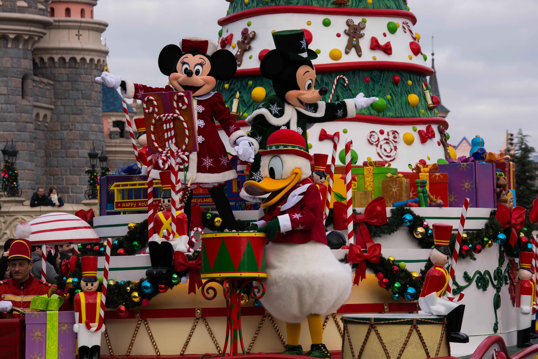 Noël 2015 à Disneyland Paris : Partie 1 2