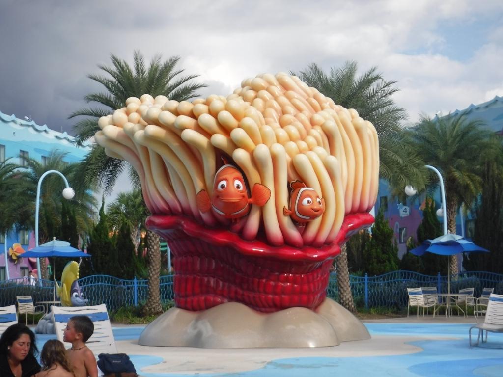 [Floride] Jour 1 : C'est les vacances, 1er jour de repos 159