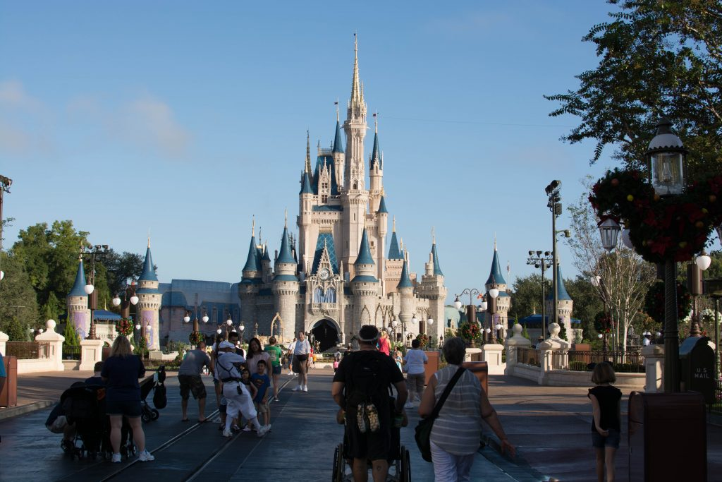 [Floride] Jour 3 : Once upon a time… - Partie 1 227