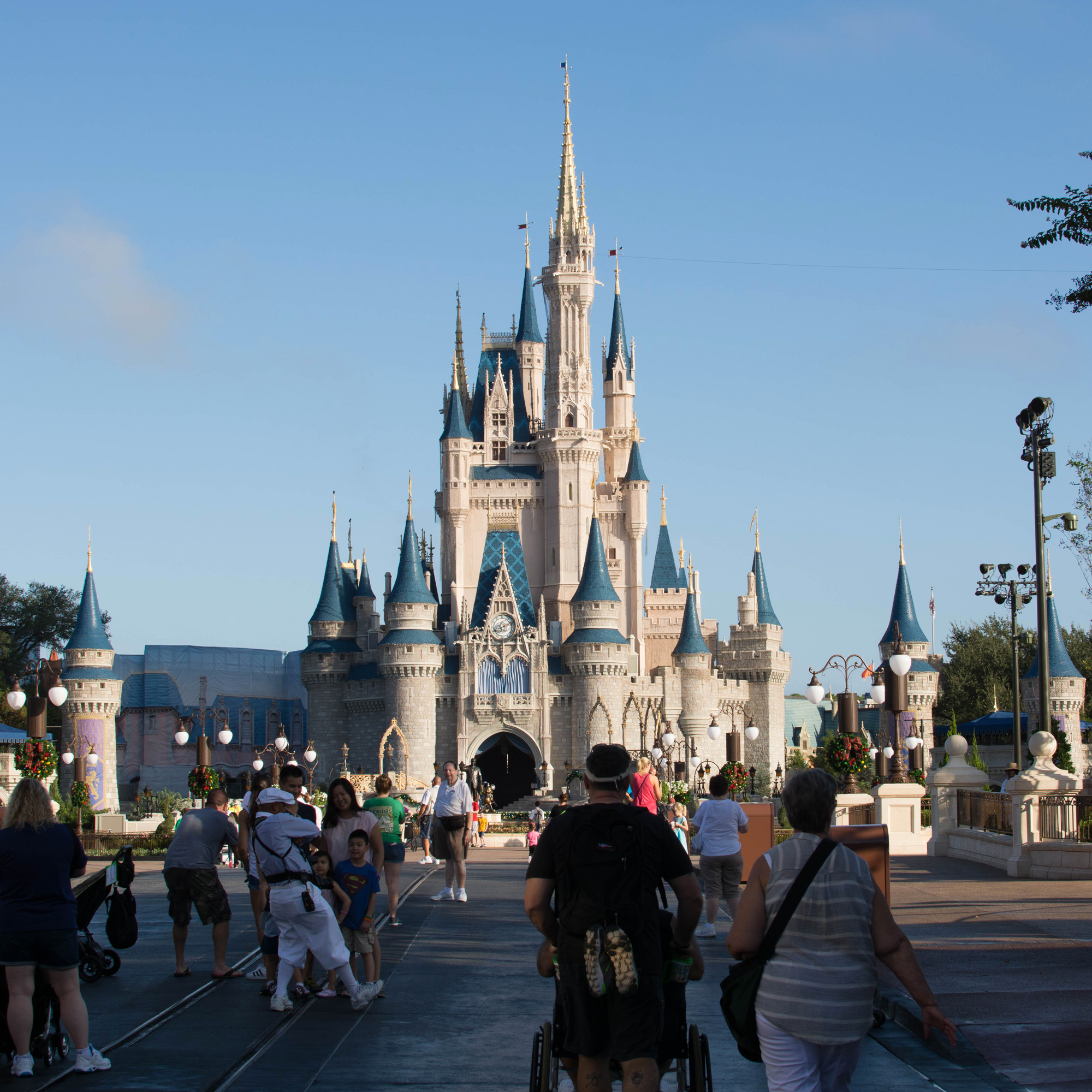 [Floride] Jour 3 : Once upon a time… - Partie 1 1