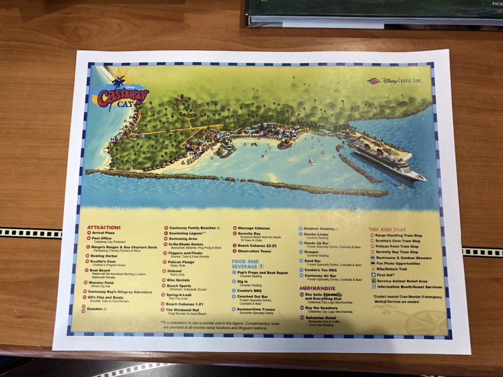[Floride] Jour 6 : De retour à Castaway Cay – Partie 1 4