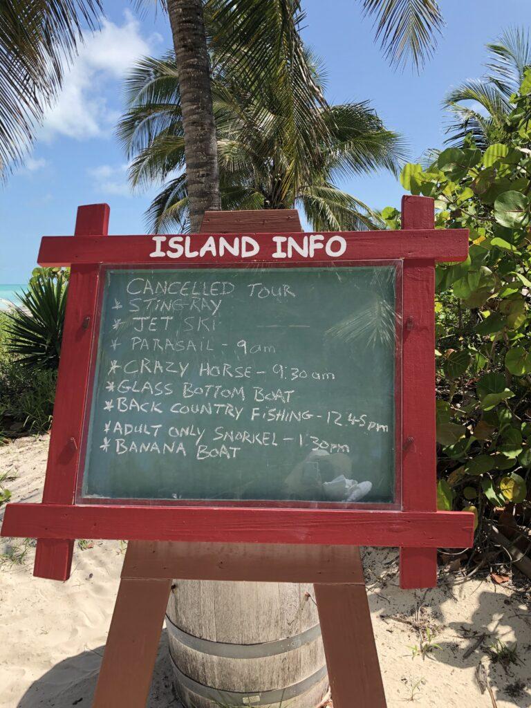[Floride] Jour 6 : De retour à Castaway Cay – Partie 2 2