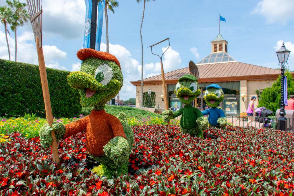 [Floride] Jour 9 : A la découverte du Flower and Garden Festival – Partie 2 1