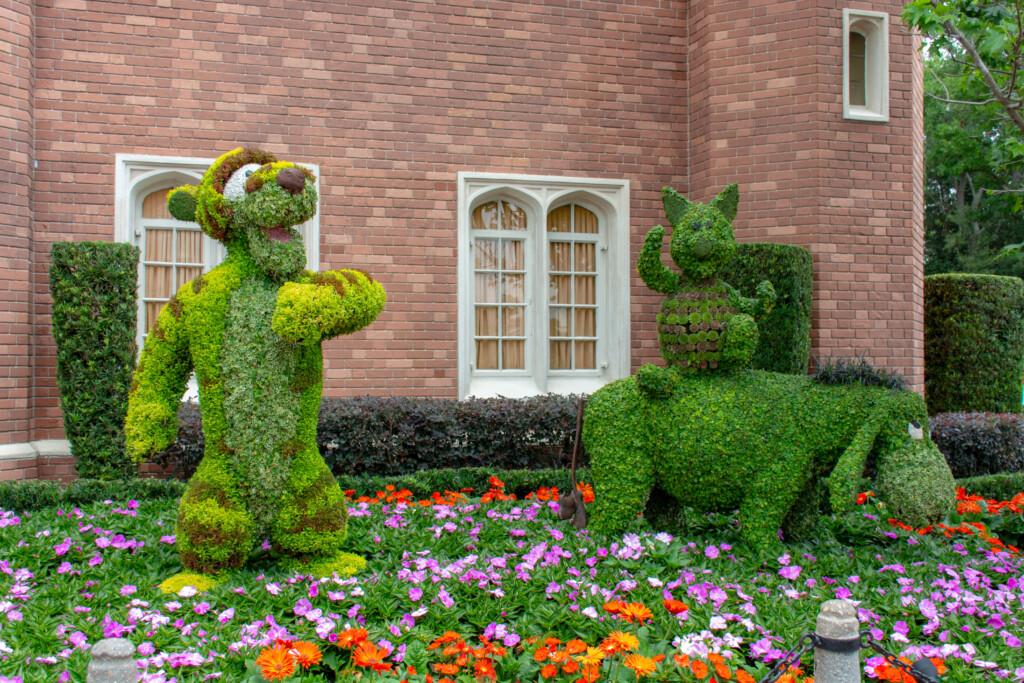 [Floride] Jour 9 : A la découverte du Flower and Garden Festival – Partie 2 29